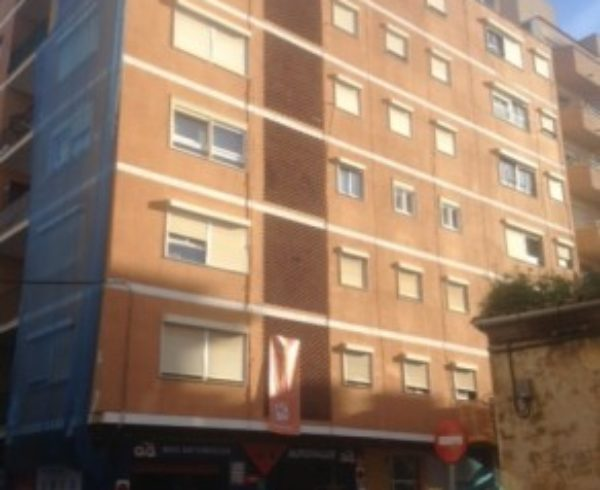 Rehabilitación fachada, grietas y fisuras en Palma de Mallorca