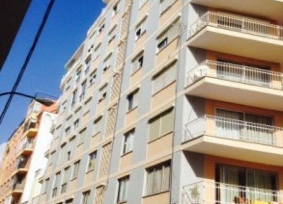 Rehabilitación y reparación de fachada en Palma de Mallorca