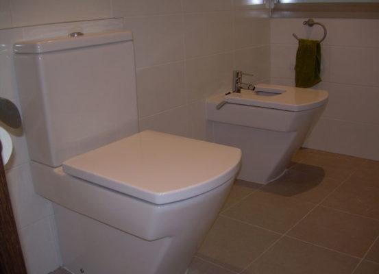 Reforma de baño por plato de ducha