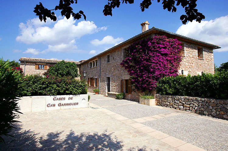 Reforma hotel rural Palma de Mallorca