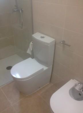 Otra reforma de baño
