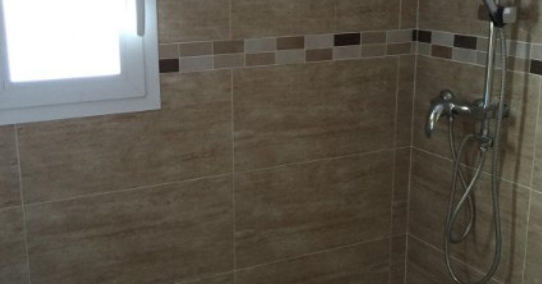 Reforma integral de baño en Inca