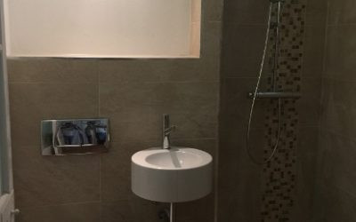 Reforma completa de 2 baños en Palma