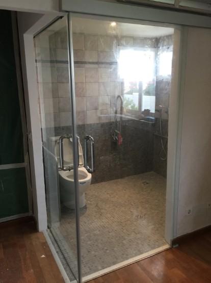 Adaptación funcional del baño