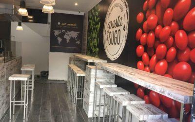 Reforma integral del nuevo restaurante Pasta&Sugo