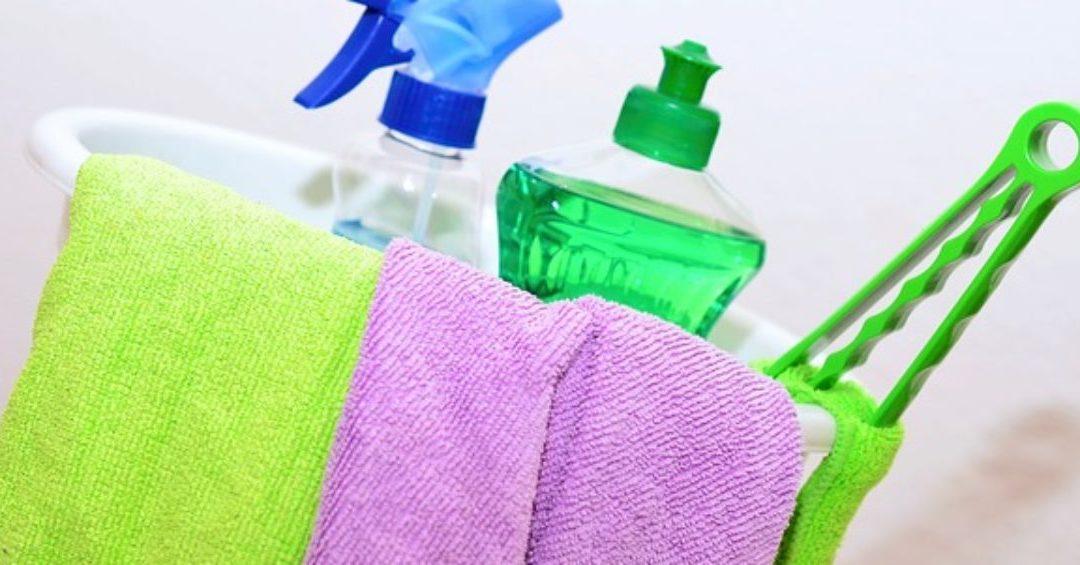 Consejos para hacer la limpieza de obra