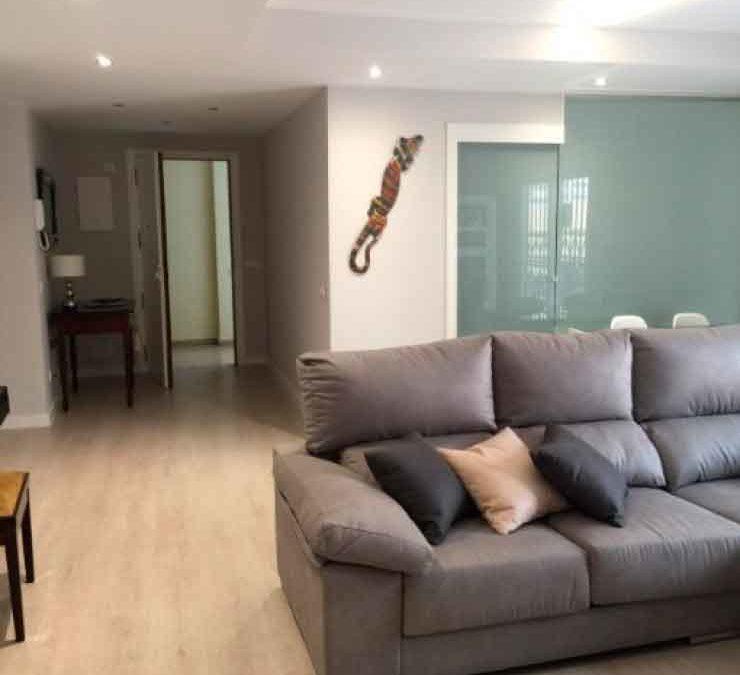 Reforma completa de piso en C/Manacor (Palma)