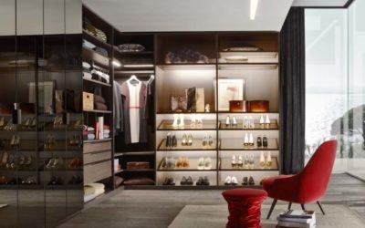 4 diferencias principales entre un vestidor y un armario